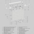 Исотра Хит 2. 3D схема конструкции.